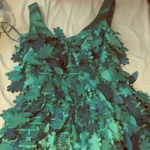 Lara Dress 10 leaf
